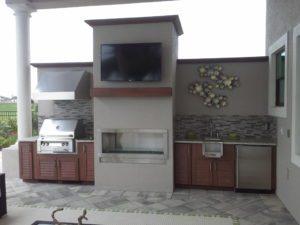 outdoor kitchen renovation Great Falls VA