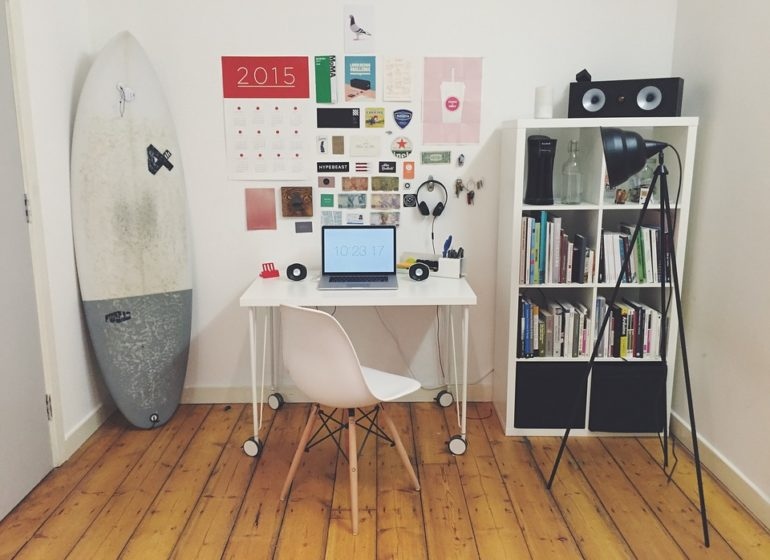 Home Office Renovation Tips & Tricks